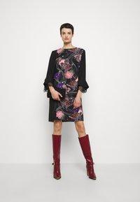 Alberta Ferretti - ABITO - Day dress - black - 1