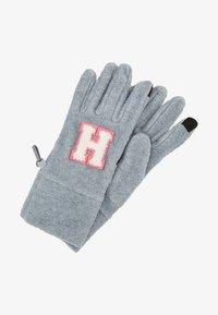 GAP - GIRL - Rękawiczki pięciopalcowe - grey heather - 0