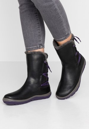 PEU PISTA - Winter boots - black