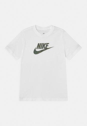 TEE CAMO FUTURA - Print T-shirt - white