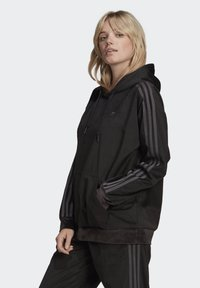 adidas Originals - SPORTS INSPIRED HOODED SWEAT - Hoodie - black - 2