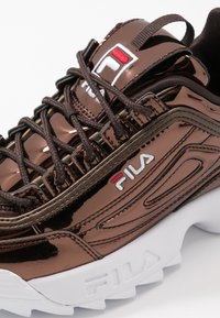 Fila - DISRUPTOR  - Trainers - chocolate brown