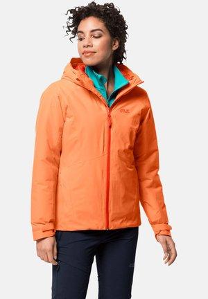 ARGON STORM  - Winter jacket - orange (506)