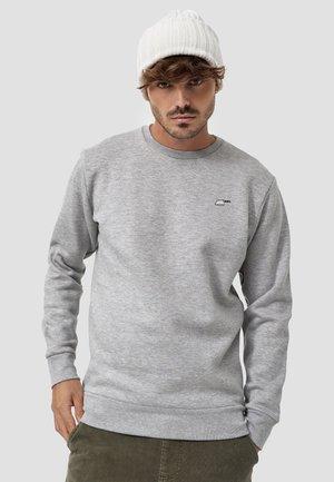 MESSER - Sweater - grau