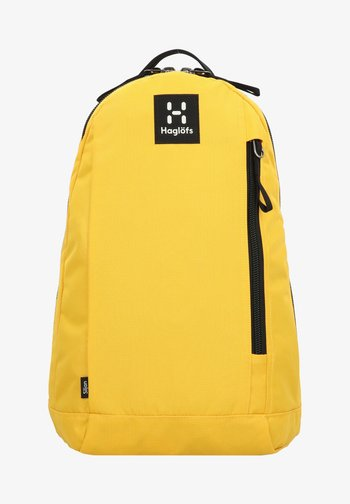 Backpack - pumpkin yellow/magnetite