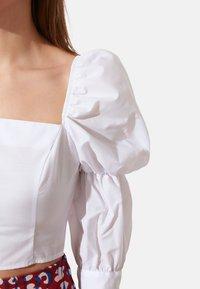 Trendyol - Blouse - white - 3