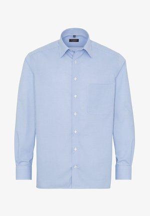 COMFORT FIT - Shirt - light blue/white