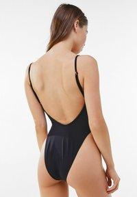 Bershka - Swimsuit - black - 2