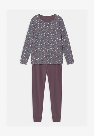 NKFNIGHT  - Pyjama set - black plum