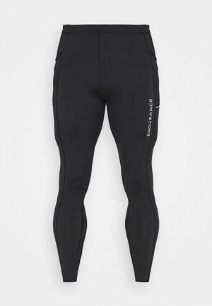 ENERGY WINTER - Leggings - black