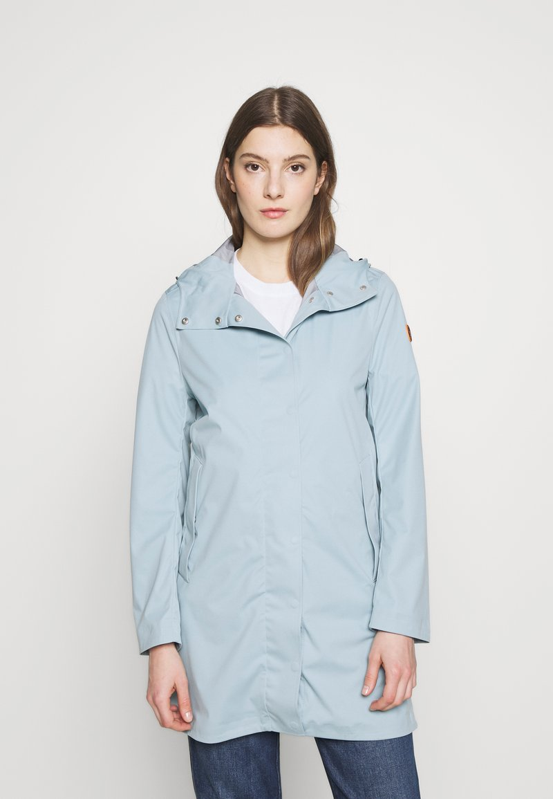 Save the duck - BARKX - Impermeable - dusty blue