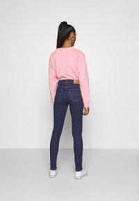 Levi's® - 720 HIRISE SUPER SKINNY - Jeans Skinny Fit - echo bruised - 2