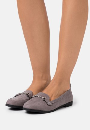 LULA SNAFFLE LOAFER - Loaferit/pistokkaat - grey