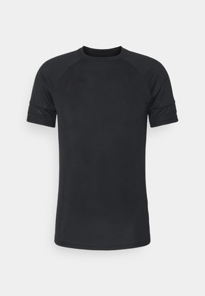 Camiseta estampada - black
