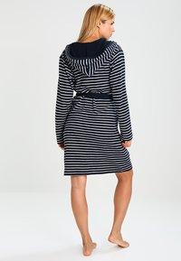 Schiesser - Dressing gown - marine - 2