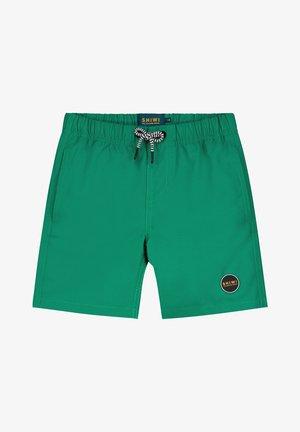 Swimming shorts - vital green