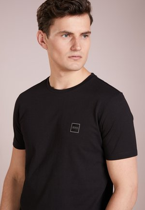 TALES - Basic T-shirt - black