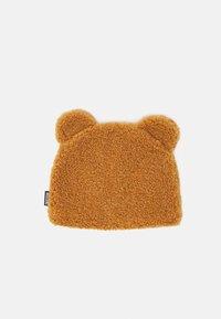 MOSCHINO - HAT & BOOTIES BOX SET UNISEX - Beanie - marrone orsetto - 1