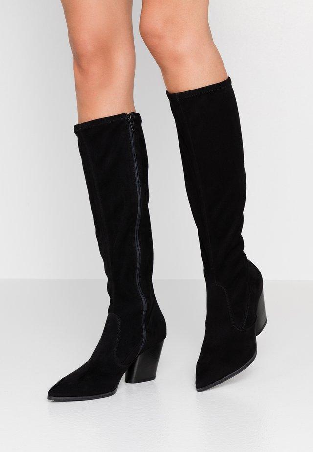 AMBER - Boots - black