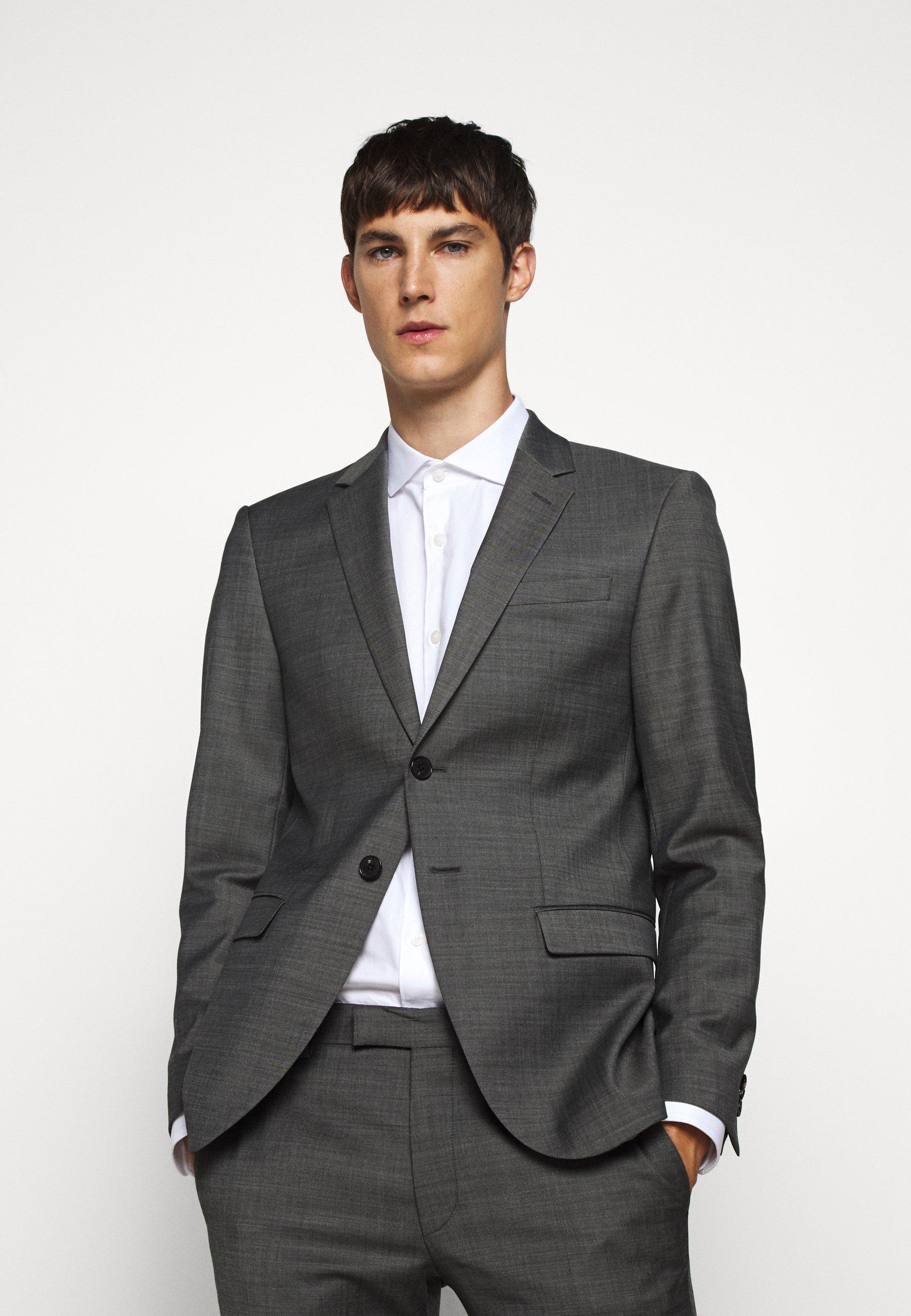 JOOP! DAMON GUN - Dress - grey
