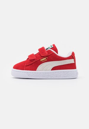 CLASSIC UNISEX - Trainers - high risk red/white
