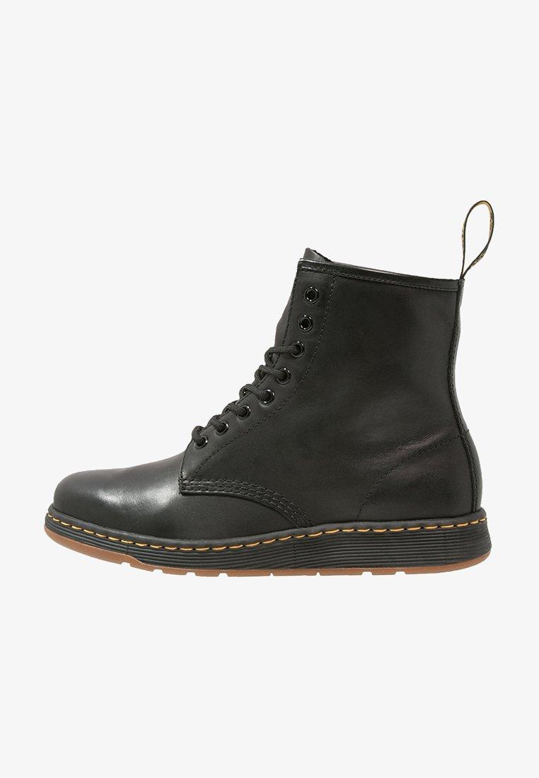 Dr. Martens - 1460 NEWTON - Lace-up ankle boots - black