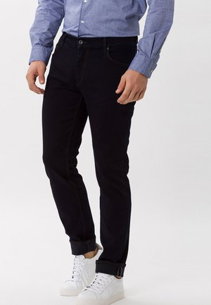 STYLE CHUCK - Straight leg jeans - dark blue