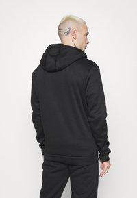 Brave Soul - LANISTER - Zip-up hoodie - jet black - 3