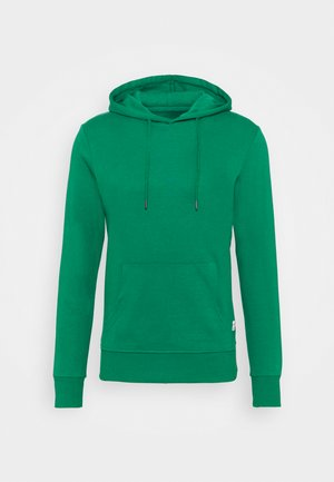 JJEBASIC HOOD  - Sweatshirt - verdant green