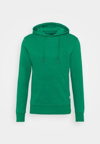 JJEBASIC HOOD  - Sweatshirt - verdant green