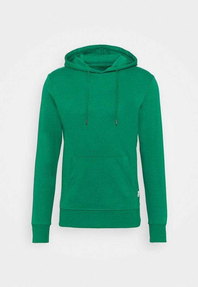 JJEBASIC HOOD  - Felpa - verdant green