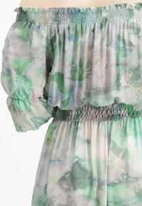Nicowa - NERMINI  - Maxi dress - green - 5