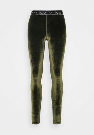 FULL LENGTH PANT - Base layer - military olive