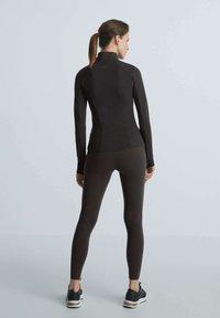 OYSHO - Training jacket - black - 2