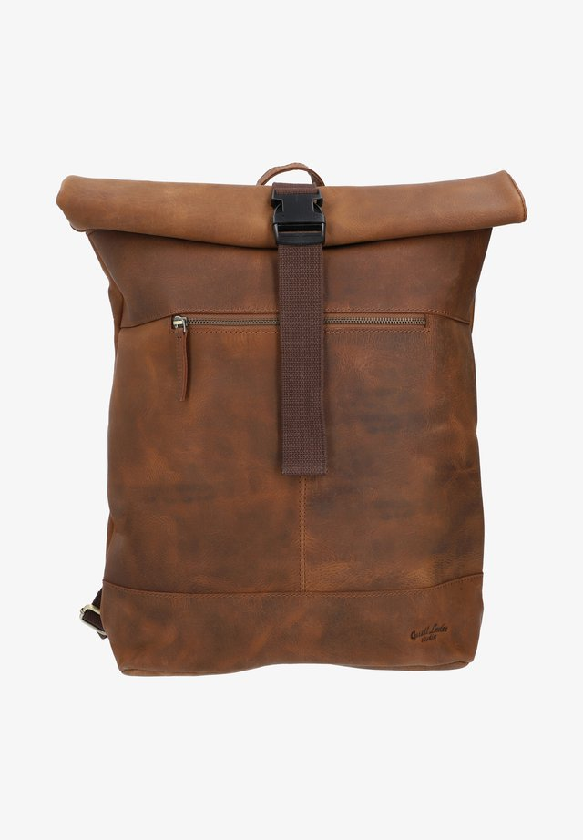 Rucksack - dark brown