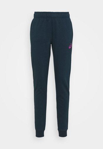 BIG LOGO PANT - Pantalones deportivos - french blue/digital grape