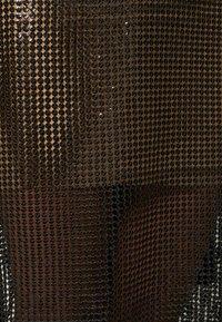 LEXI - MALIKA DRESS - Suknia balowa - black - 4