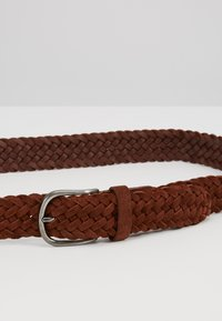 Anderson's - BELT - Braided belt - brown - 5