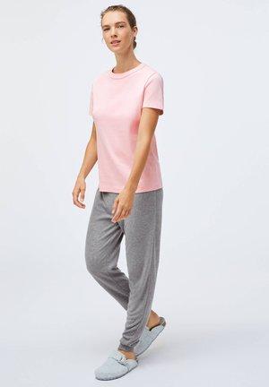 IM REGULAR FIT - Jednoduché triko - rose