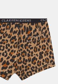 Claesen's - GIRLS SET - Pyžamová sada - brown - 3