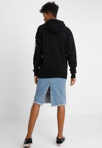 Ellesse - SERINATAS - Zip-up hoodie - black - 2