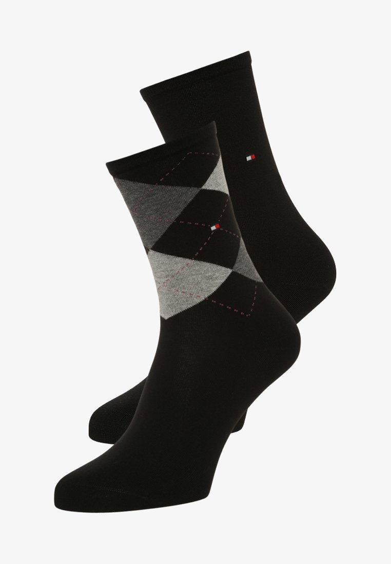 Tommy Hilfiger - 2 PAIRS PACK - Calcetines - black
