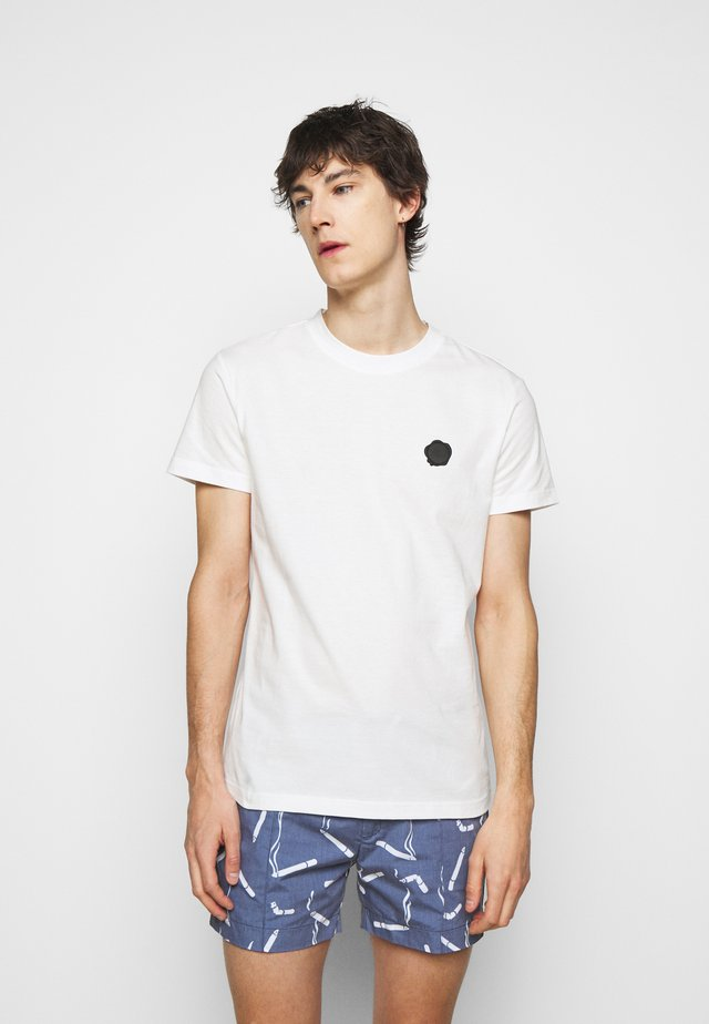 SEAL  - T-shirt print - white