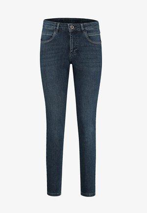 JILL / REFORM - Slim fit jeans - old blue
