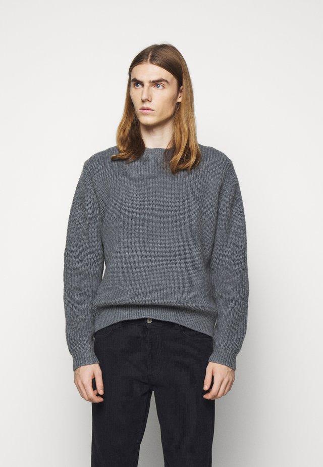 PUFFIN - Pullover - med grey mel
