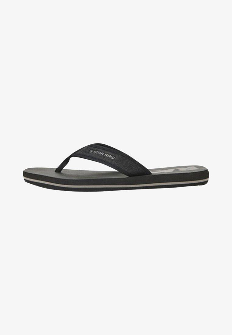 G-Star - LOAQ - T-bar sandals - black