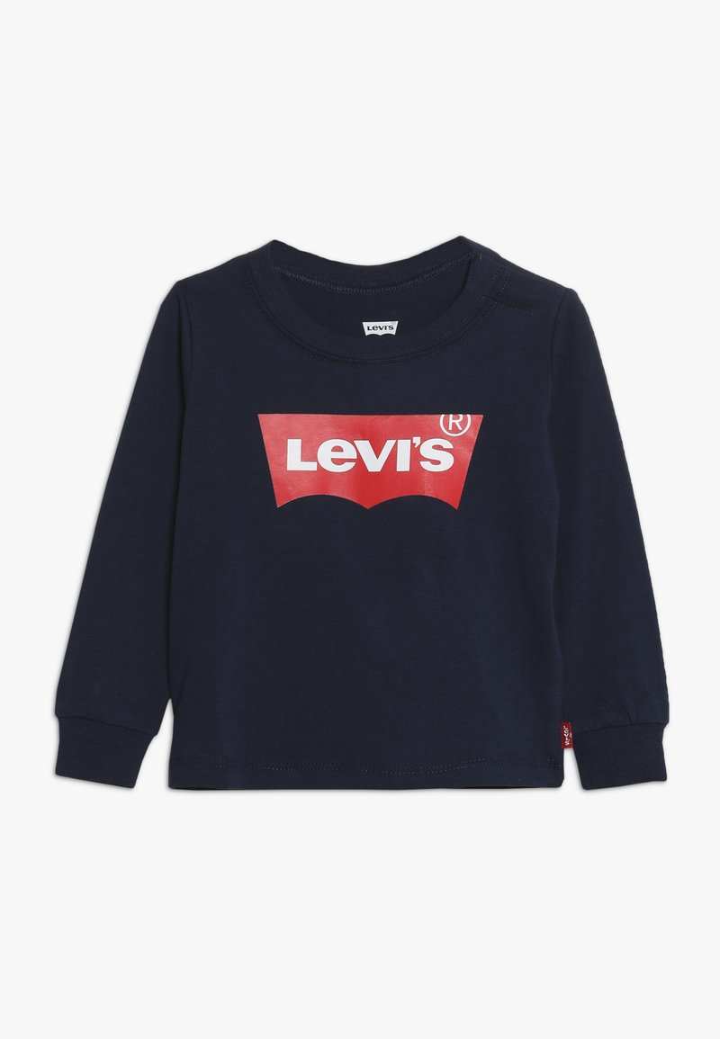 Levi's® - BATWING UNISEX - Langærmede T-shirts - dress blues