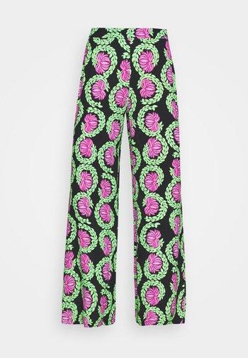 JAHAN PANTS - Bukse - multicolor