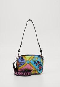 CAMERA BAG  - Across body bag - multicoloured