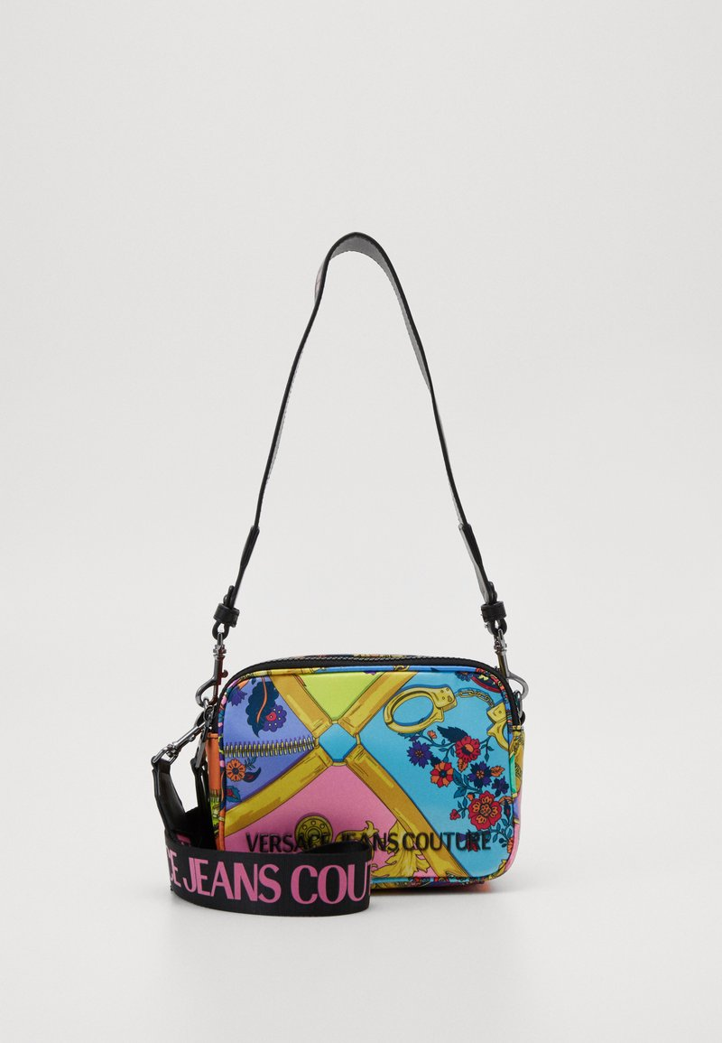 Versace Jeans Couture - CAMERA BAG  - Across body bag - multicoloured